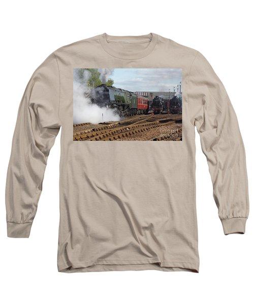 The Steam Railway Long Sleeve T-Shirt
