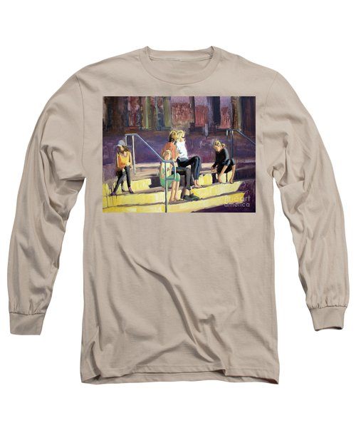 The Steppes Long Sleeve T-Shirt