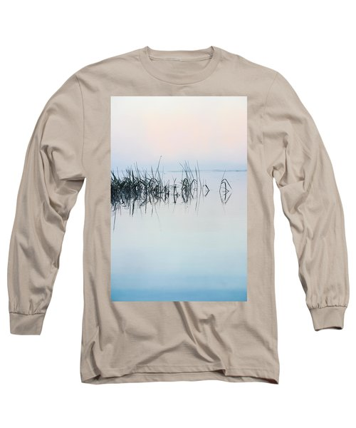 The Stillness Of Life Long Sleeve T-Shirt by Shelby  Young