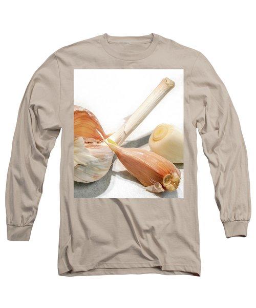 The Stinking Rose Long Sleeve T-Shirt