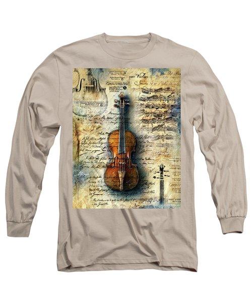 The Stradivarius Long Sleeve T-Shirt