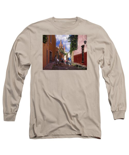 The Street Workers Long Sleeve T-Shirt