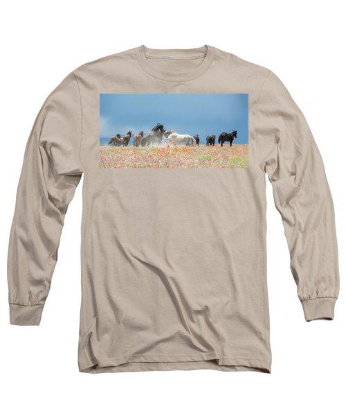The Strike Long Sleeve T-Shirt