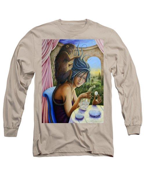 The Stylist Long Sleeve T-Shirt