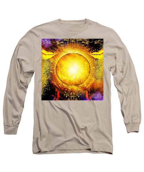 The Sun In Your Hands Long Sleeve T-Shirt