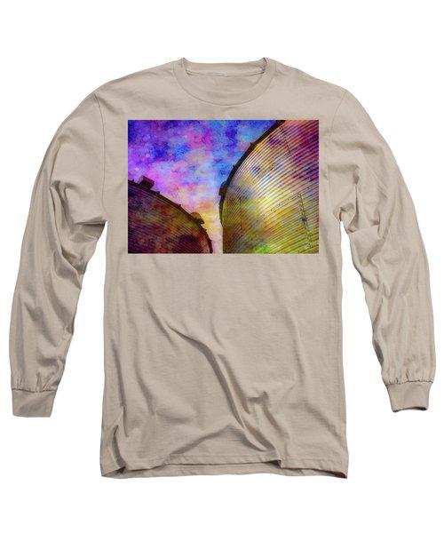 The Sun Sets The Stars Appear 4358 Idp_2 Long Sleeve T-Shirt