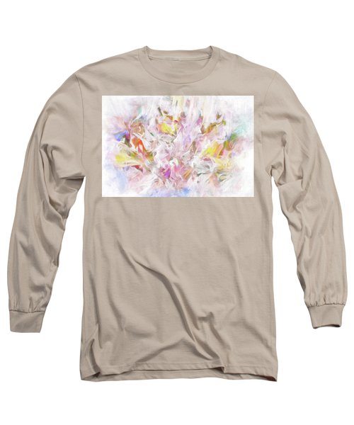 The Tender Compassions Of God Long Sleeve T-Shirt by Margie Chapman