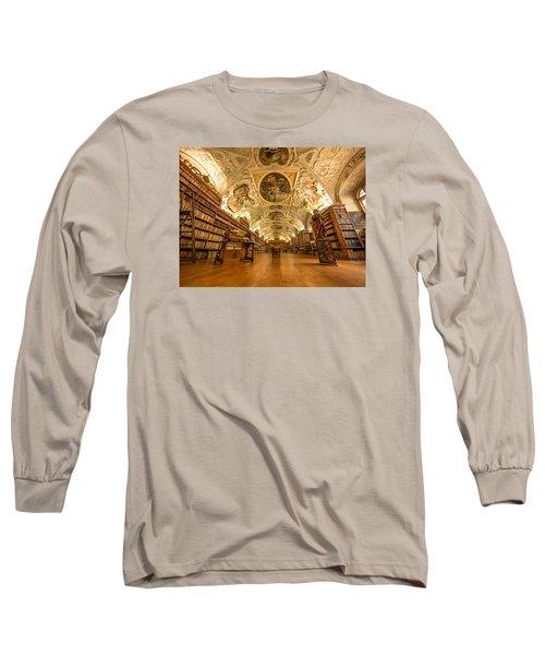 The Theological Hall Long Sleeve T-Shirt