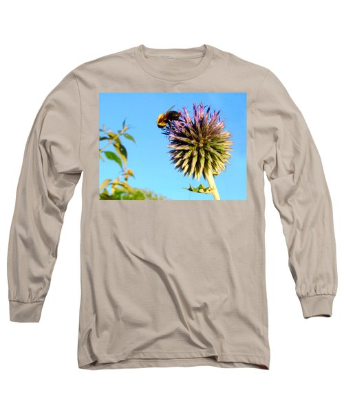 The Thistle And The Bee. Long Sleeve T-Shirt