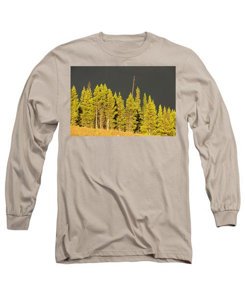 The Thunderstorm Has Passed Long Sleeve T-Shirt