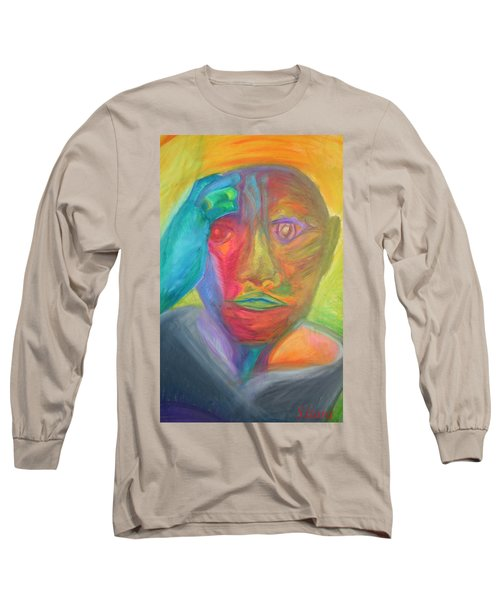 The Time Rider Long Sleeve T-Shirt