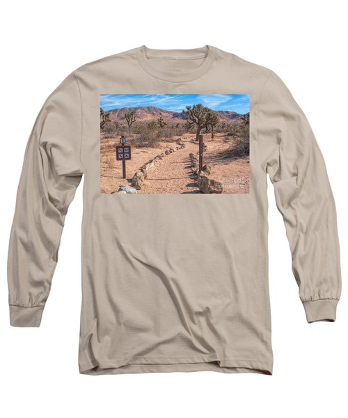 The Trailhead Long Sleeve T-Shirt