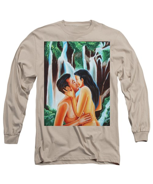 The True Nature Of Happiness Long Sleeve T-Shirt