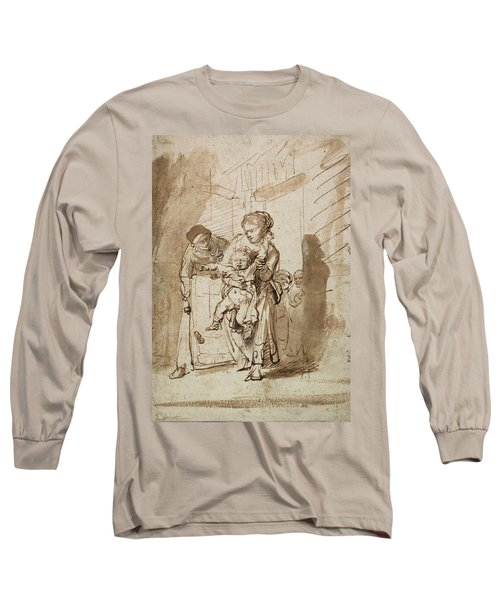 The Unruly Child Long Sleeve T-Shirt