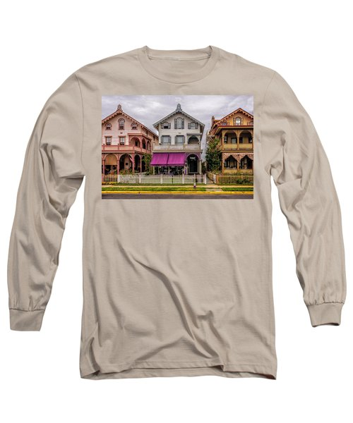 The Victorian Style  Long Sleeve T-Shirt