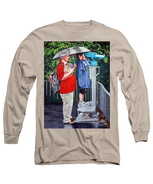 The Vision Long Sleeve T-Shirt