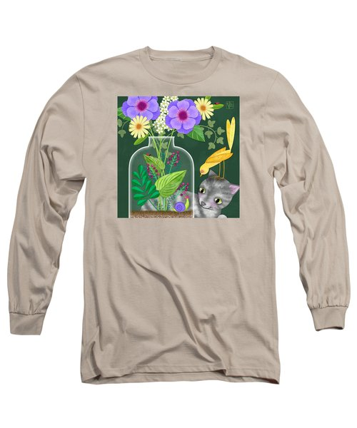 The Visitors Long Sleeve T-Shirt