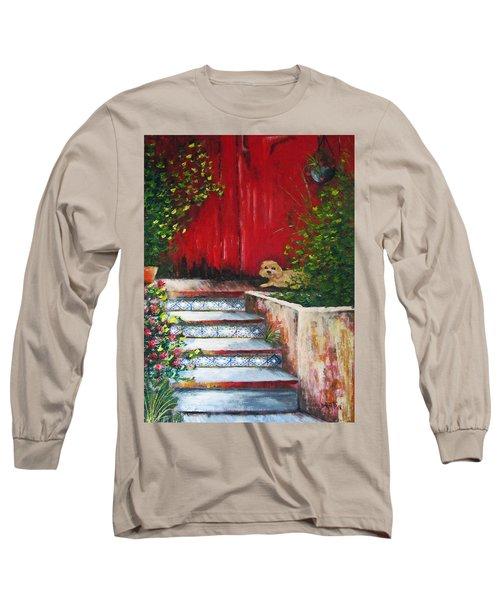 The Wait Long Sleeve T-Shirt