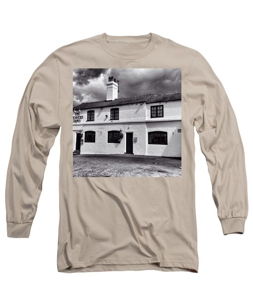 The Weavers Arms, Fillongley Long Sleeve T-Shirt