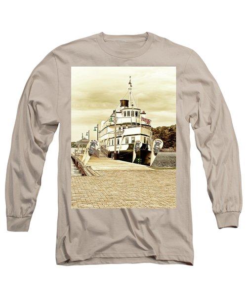 The Wenonah II Long Sleeve T-Shirt