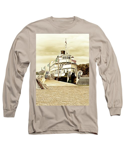 The Wenonah II Long Sleeve T-Shirt