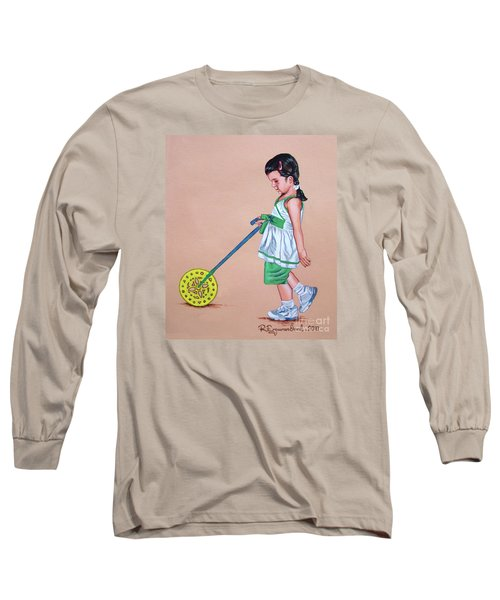 The Wheel - La Rueda Long Sleeve T-Shirt