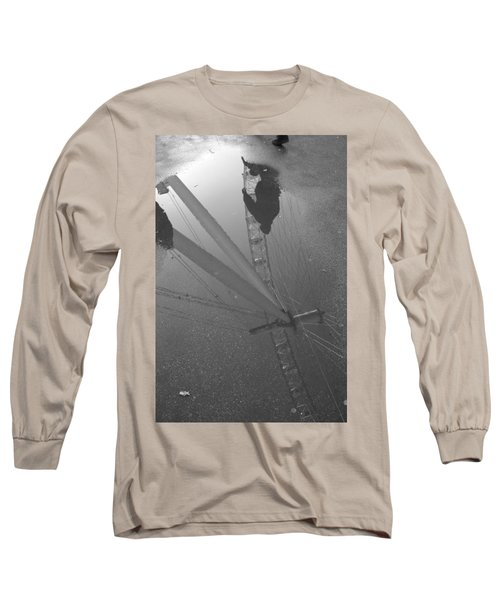The Wheel Of Life Long Sleeve T-Shirt