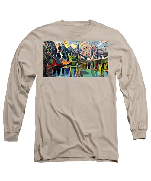 The Wild Places Long Sleeve T-Shirt