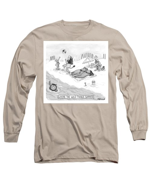 The Wild Things Long Sleeve T-Shirt