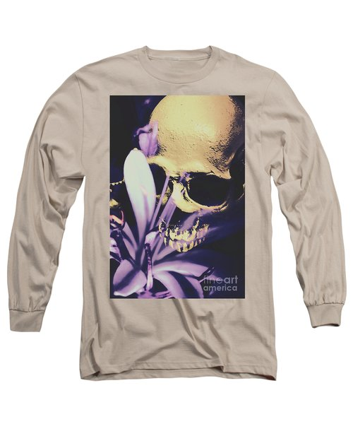 The Wilted Weather Underground Long Sleeve T-Shirt