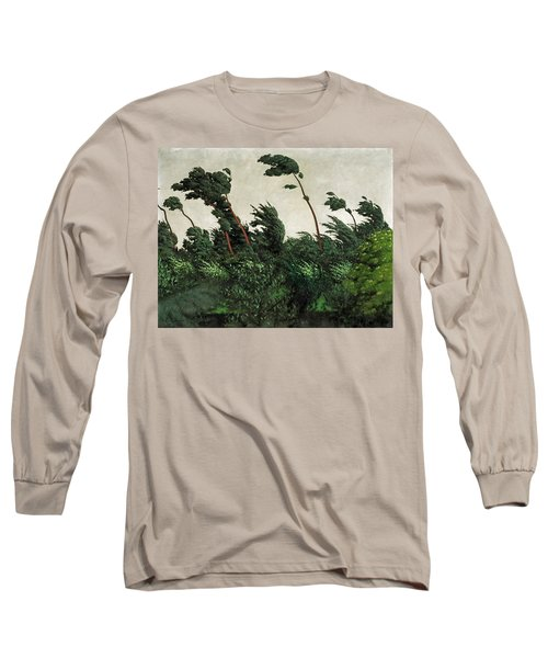 The Wind Long Sleeve T-Shirt