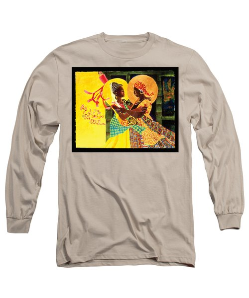 The Windsock Visitation - Mmwiv Long Sleeve T-Shirt