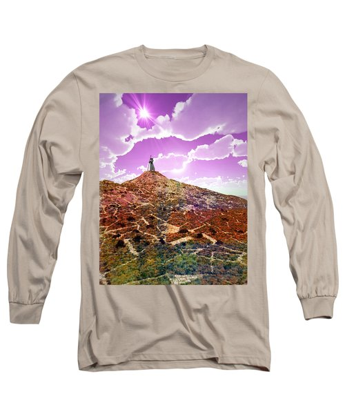 The Wizzard Long Sleeve T-Shirt