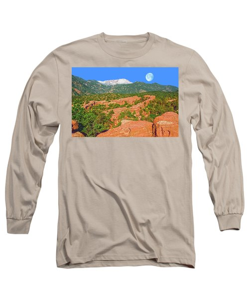 The World Is Not Comprehensible, But It Is Embraceable, Wrote The German Philosopher, Martin Buber.  Long Sleeve T-Shirt by Bijan Pirnia