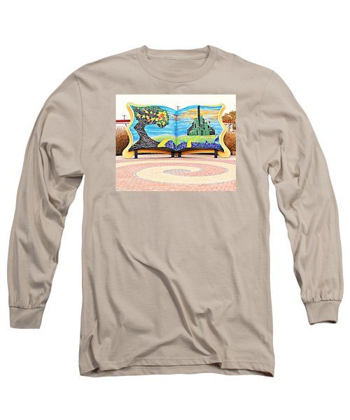 The Yellow Brick Road Long Sleeve T-Shirt