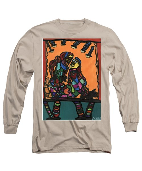 Theater Long Sleeve T-Shirt by Darrell Black