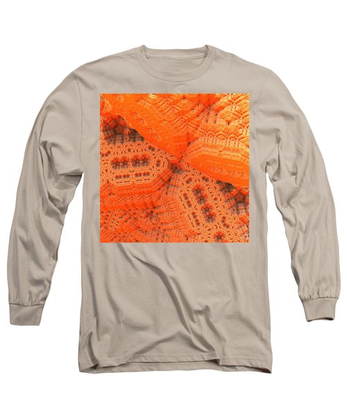 Theatrical Maze Long Sleeve T-Shirt
