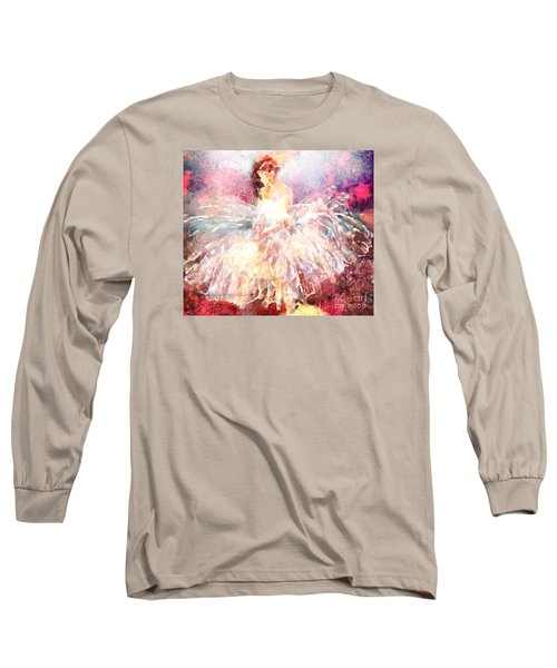 thebroadcastmonkey Painting Long Sleeve T-Shirt