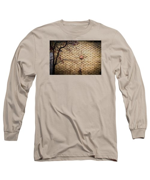 There Is Always The Sun Long Sleeve T-Shirt by Celso Bressan