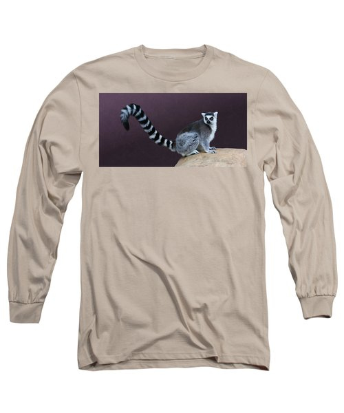 Thereby Hangs A Tail Long Sleeve T-Shirt