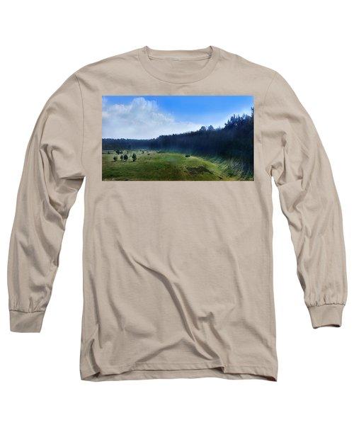 These Days Long Sleeve T-Shirt by Bernd Hau