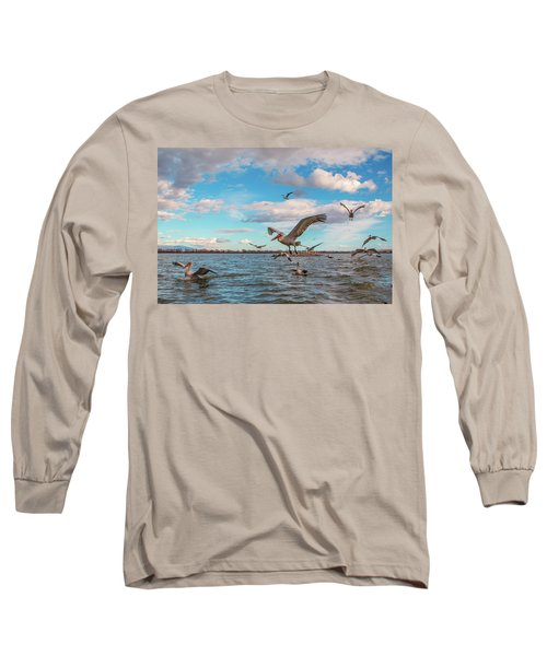 They Are Coming.... Long Sleeve T-Shirt