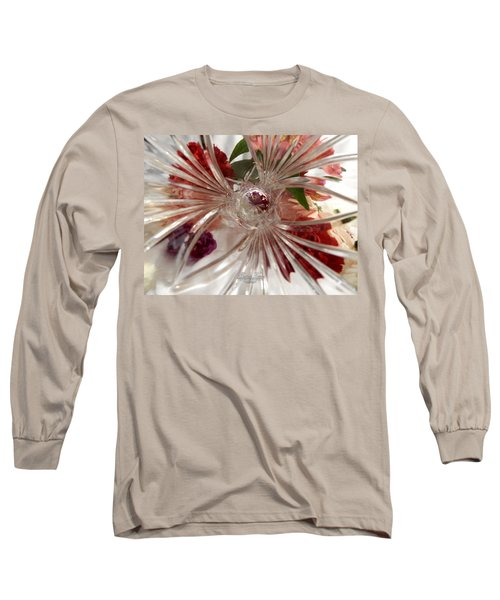 Think Outside The Vase #8801_0 Long Sleeve T-Shirt by Barbara Tristan