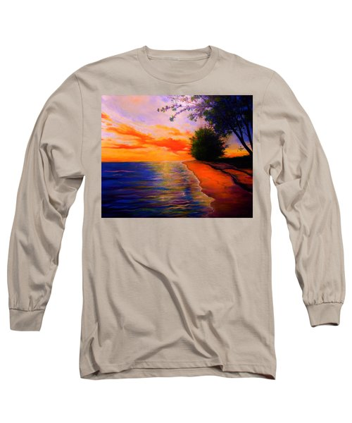 This Is Living Long Sleeve T-Shirt by Emery Franklin