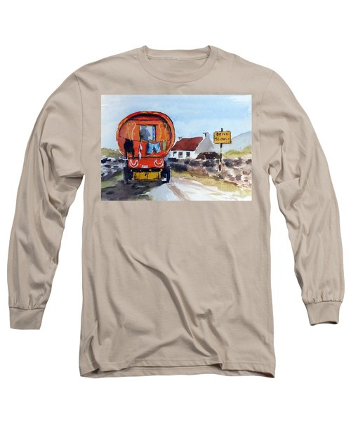 F 808  Whats Your Hurry  Long Sleeve T-Shirt