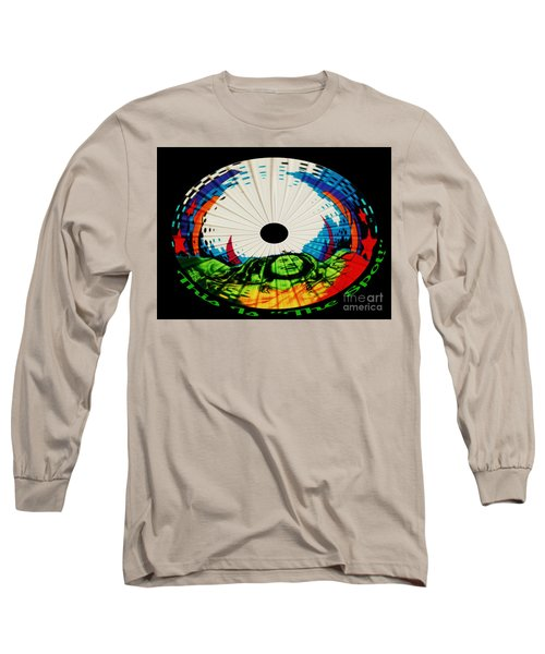 This Is The Spot 4 Long Sleeve T-Shirt