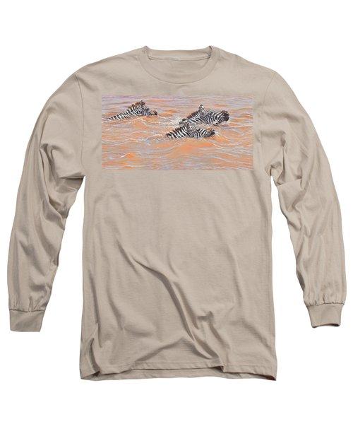 This Way Son Long Sleeve T-Shirt