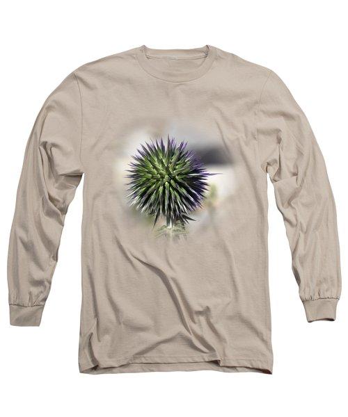 Thorn Flower T-shirt Long Sleeve T-Shirt