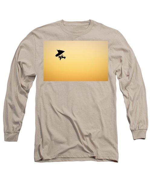 Those Magnificent Men In Their Flying Machines Long Sleeve T-Shirt