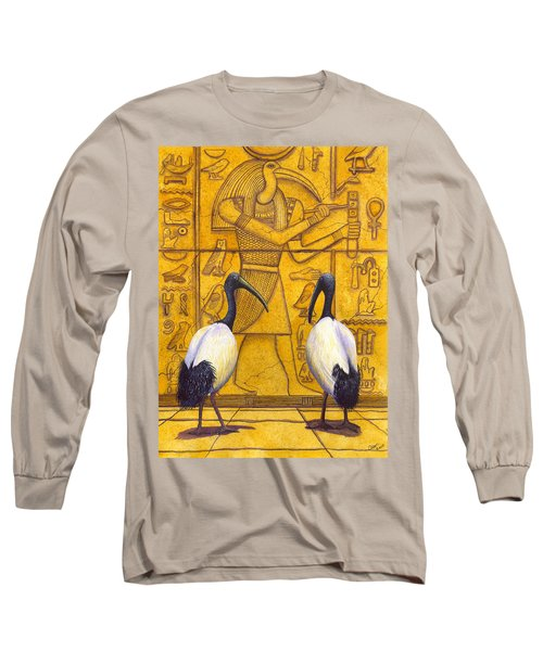 Thoth Long Sleeve T-Shirt